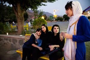 Among Women / © Samaneh Khosravi
