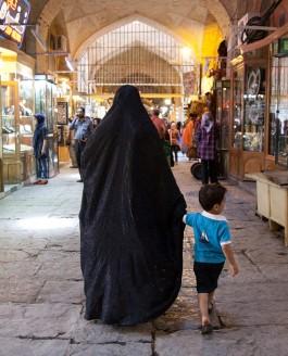 Iran als sozio-kultureller Rahmen (Thesis: Unter Frauen) Teil 1/3