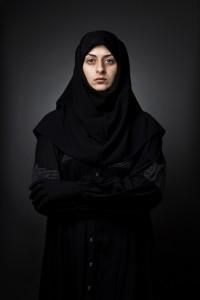 iranische Frauen, Hijab