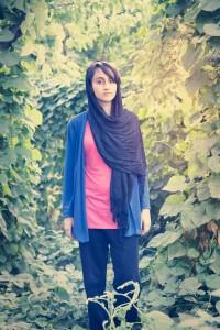 iranische Fotografin Samaneh Khosravi