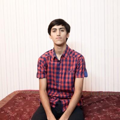 Teenager / @ Samaneh Khosravi