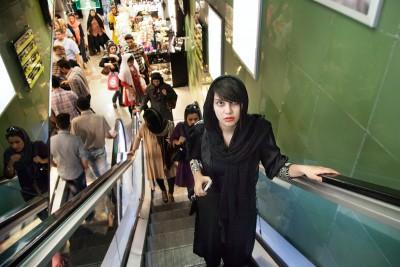 Einkaufserlebnis in Tehran / © Samaneh Khosravi