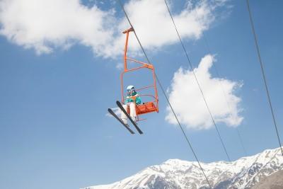 Skifahren im Iran / © Samaneh Khosravi