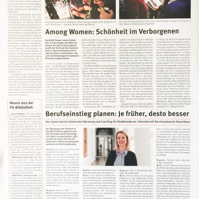 Mein Interview in der fh-presse.