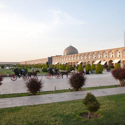 Nagsch-e Dschahan-Platz in Isfahan